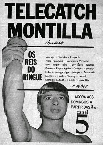 TELECATCH MONTILLA