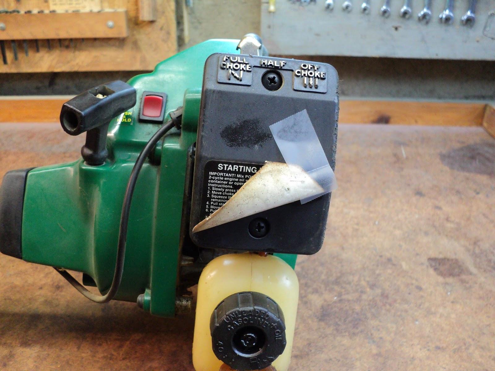 Rouge River Workshop Weed Eater Featherlite Sst Zama Carburetor Diagram Removal