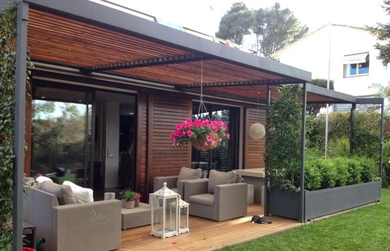 Jl padial cerrajer a de dise o estructuras exteriores y - Estructura de madera para piscina ...