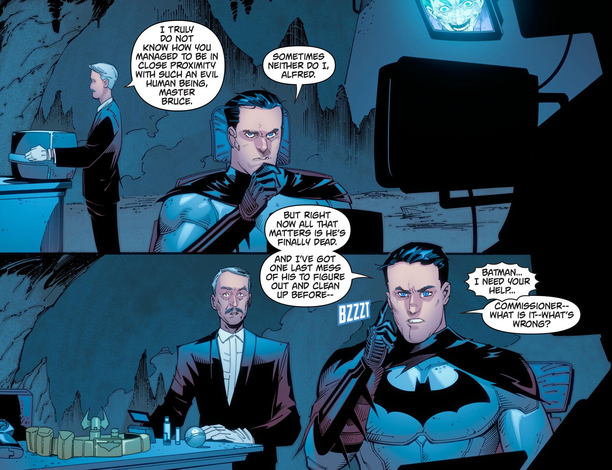 Batman: Arkham Knight [I] Issue #4 #6 - English 21