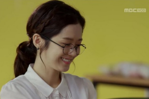 Fated To Love You Kim Mi Young's Oval Earrings