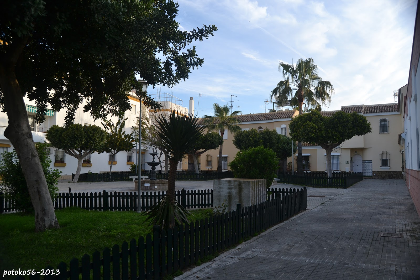 Plaza José María Pemán Rota