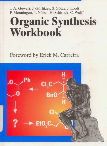 Organic synthesis workbook I,II,III-chemistry and creatyvity