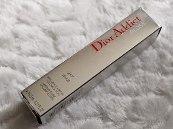 Dior Addict Gloss 257 Venus.