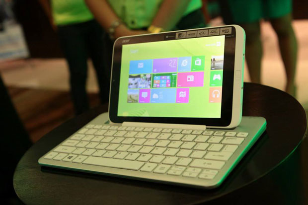 Acer Iconia W3 in the Philippines Launching