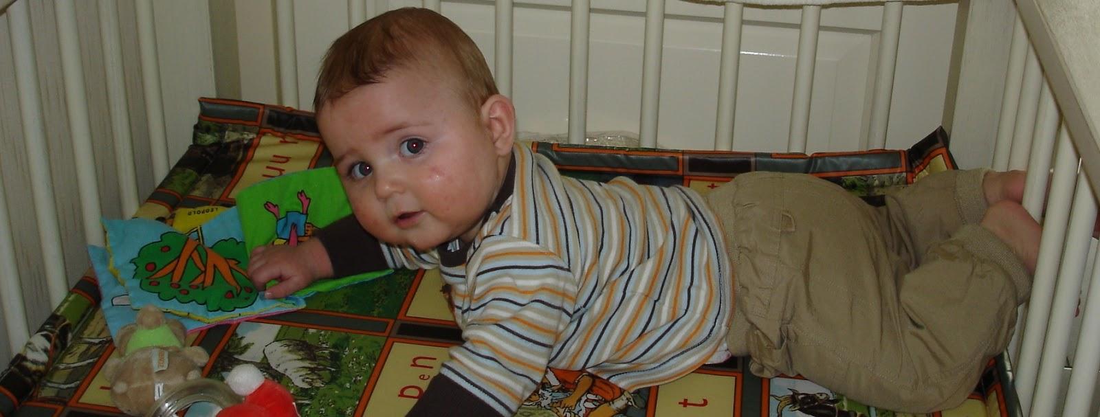 baby 7 maanden eten