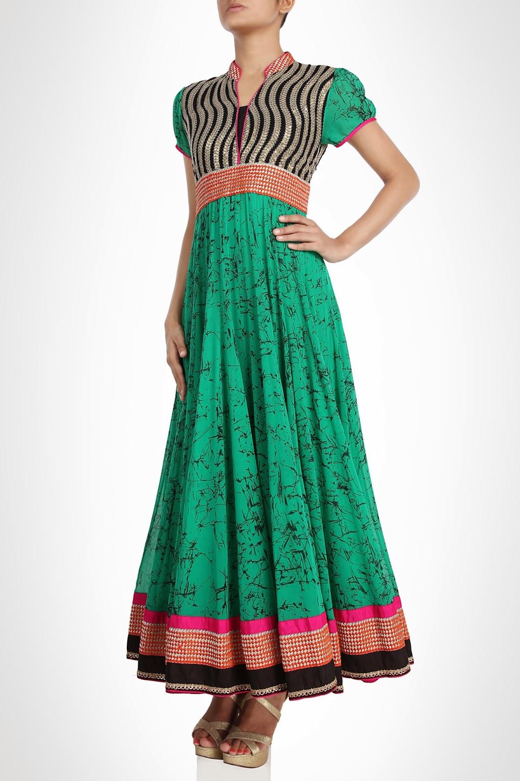Designer Anarkali Suits Wedding