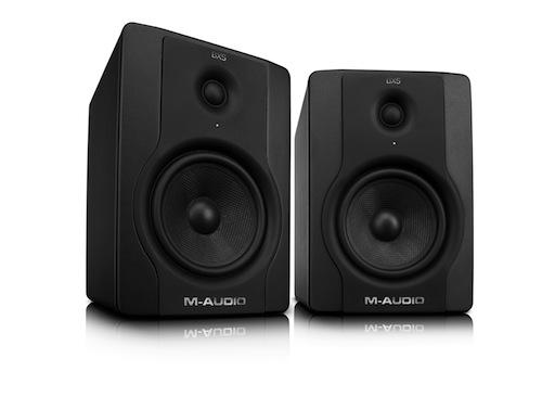 Monitores de esetudio. BX5 D2, de M-Audio