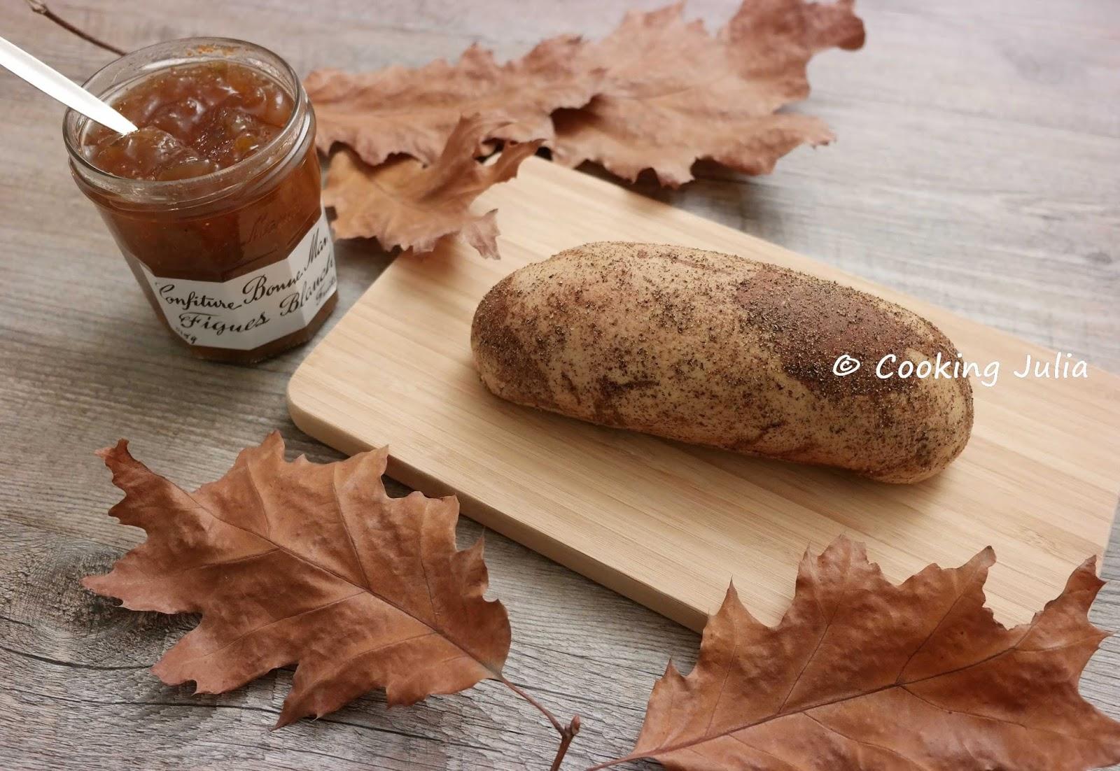 cooking julia foie gras au sel. Black Bedroom Furniture Sets. Home Design Ideas