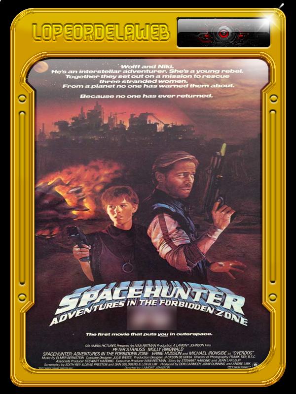 Cazador Del Espacio: Aventuras En La Zona Prohibida (1983)