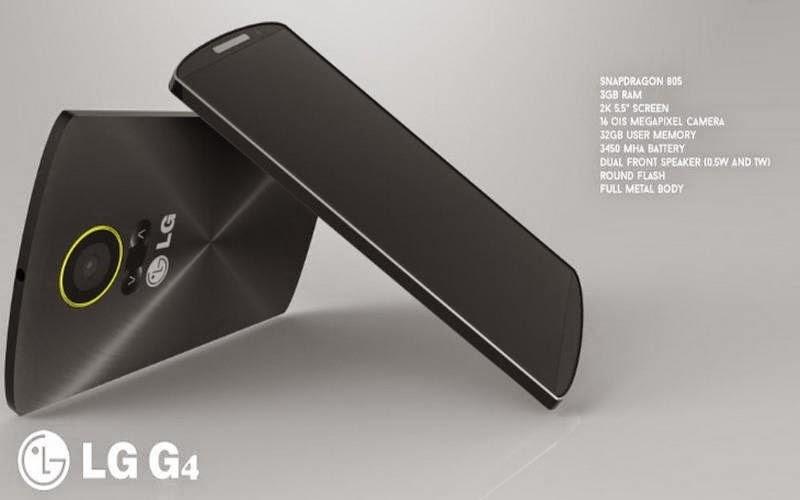 Smartphone LG G4 Meluncur pada 10 April?