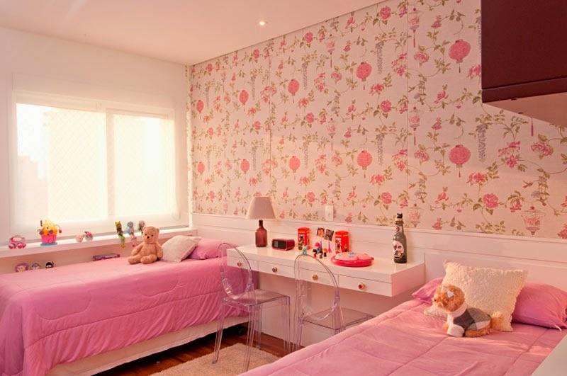 Cómo Colocar dos Camas en un Dormitorio para Niñas? : Diseño y ...