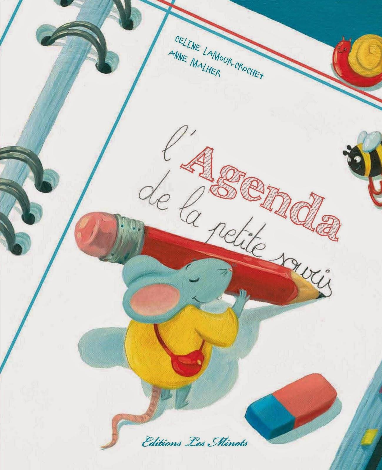 L'agenda de la petite souris