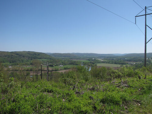 Susquehanna River valley