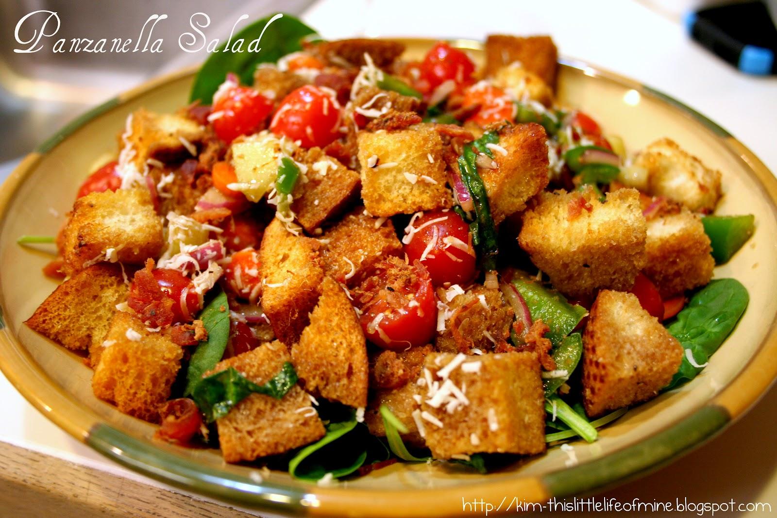 ... panzanella bread salad panzanella bread salad bread salad panzanella