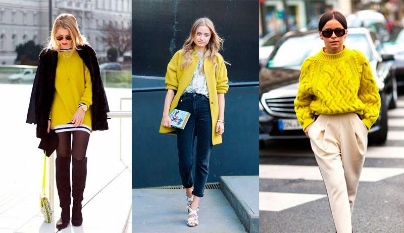 mirar de calle empañado amarilla