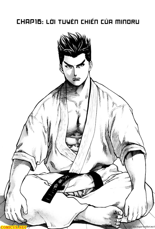 Karate Shoukoushi Kohinata Minoru chap 16 Trang 4
