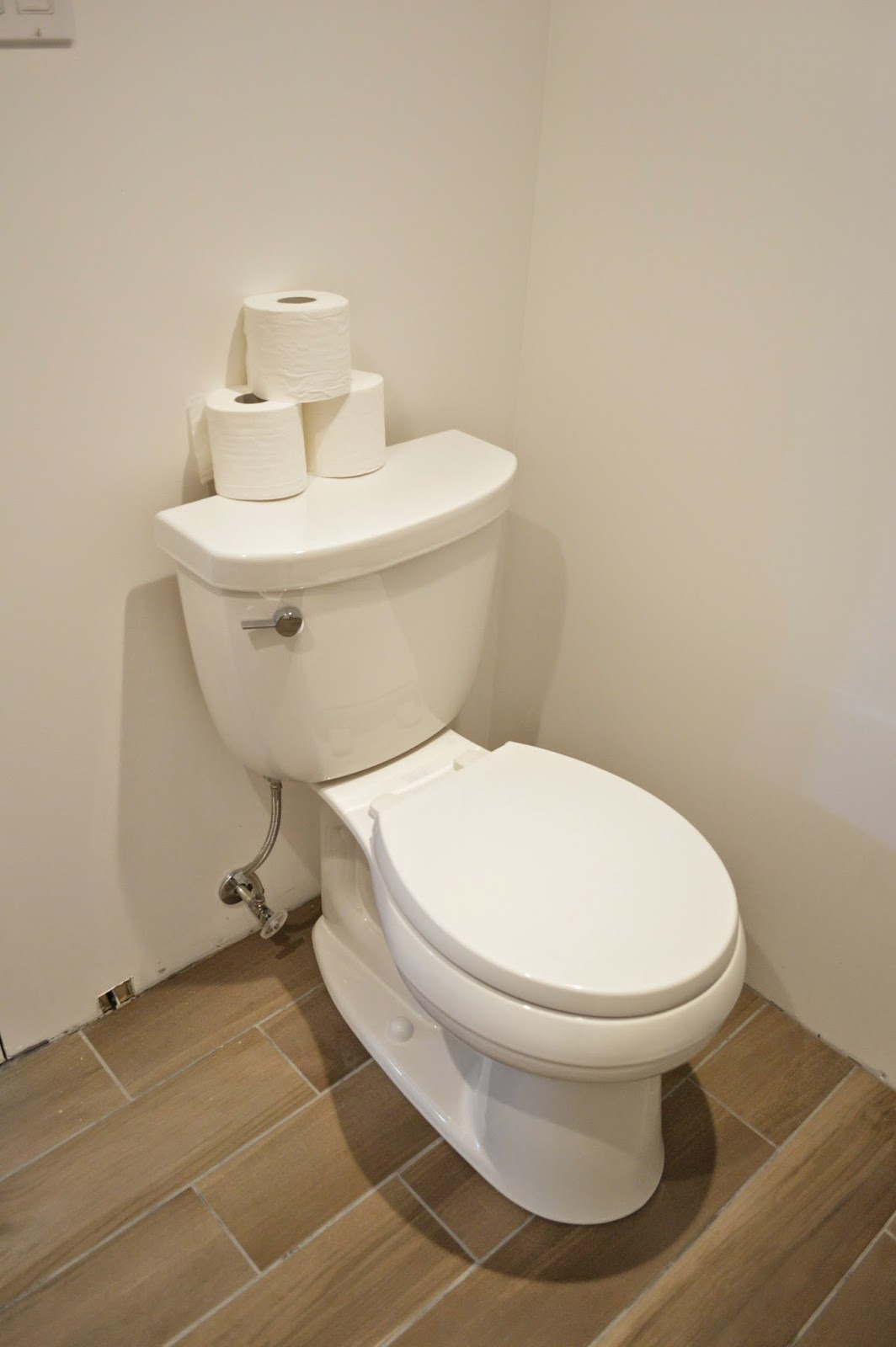 This Kind Handyman And I The Toilet And Floor The