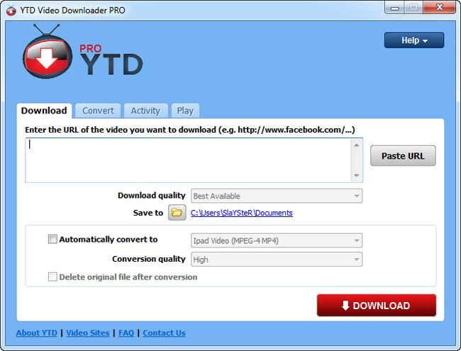 VDownloader v5.7.3 + Crack