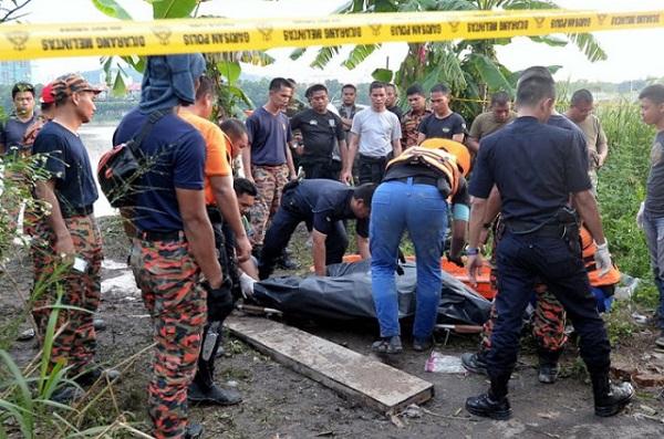Mayat Mangsa Ketiga Tragedi Lemas Di Sungai Kuyoh Pula Ditemui