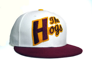 The Hogs Custom Fitted Cap