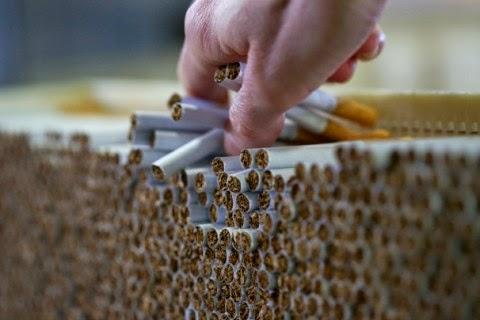 Price list of Marlboro cigarettes