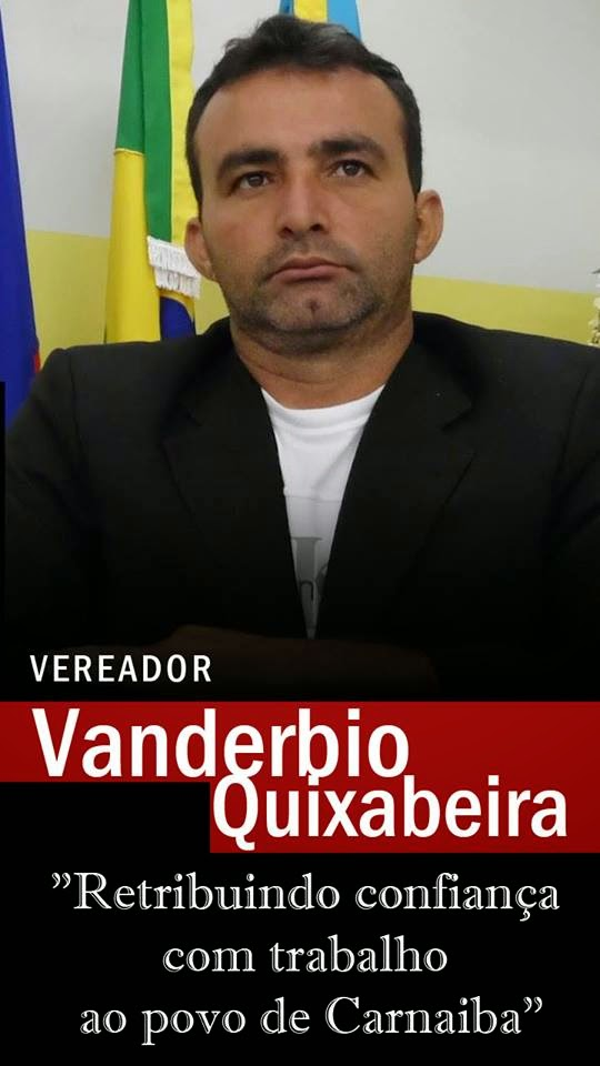 Ver. Vanderbio Quixabeira