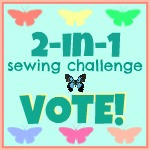 Vote: 2-in-1 Challenge