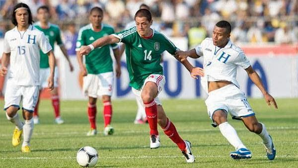 Mexico-Honduras
