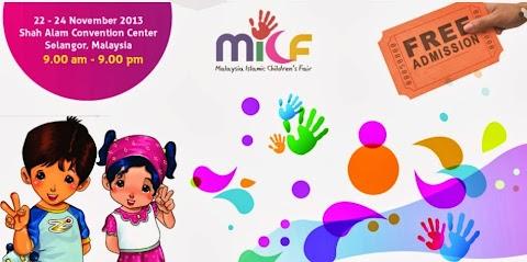 MICF :: Malaysian Islamic Children Fair 2013
