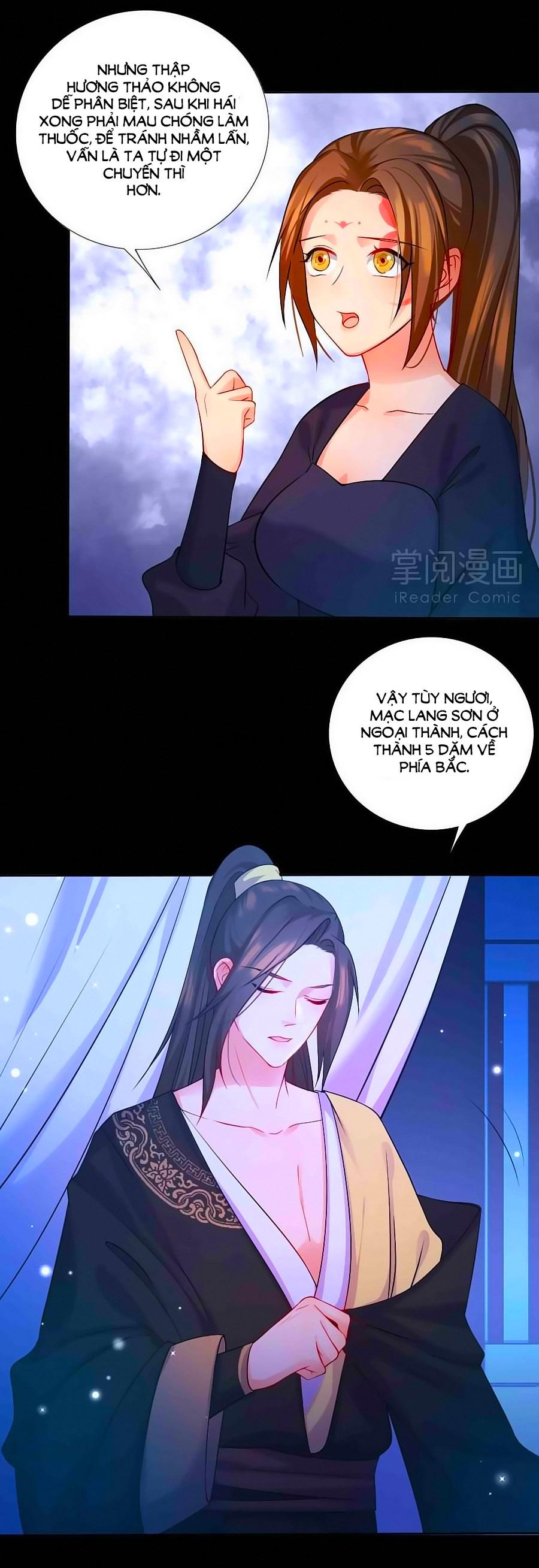 Kiêu Sủng Y Phi chap 10 - Trang 5