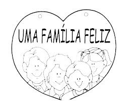 Música: Uma família Feliz