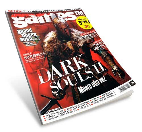 Revista Games TM (Junio 2013) ESPAÑOL – Dark Souls II, muere otra vez (varios servidores)