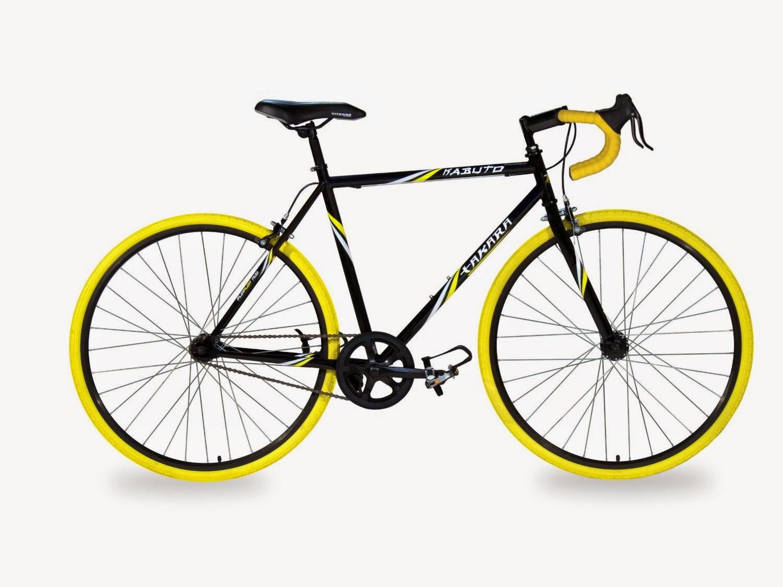 Exercise Bike Zone: Takara Kabuto Single Speed Road Bike ...