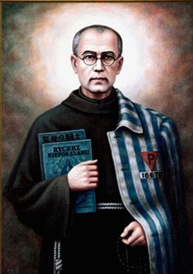 Imagen de Maximiliano Kolbe: el caballero de la Inmaculada