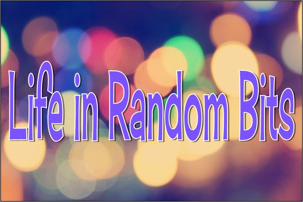 Life in Random Bits ~ The lifespan of a blog