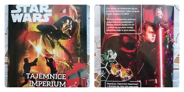 [Recenzja] Star Wars. Tajemnice imperium.