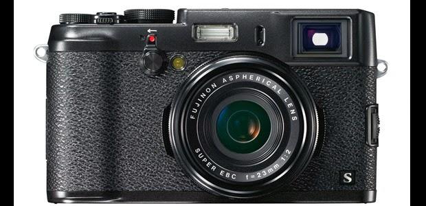 Fujifilm offerings: X100S reintroduced