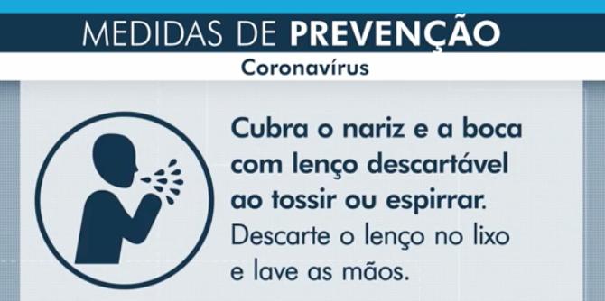 SAIBA TODO CUIDADO QUE SE DEVE TOMAR SOBRE CORONAVIRUS