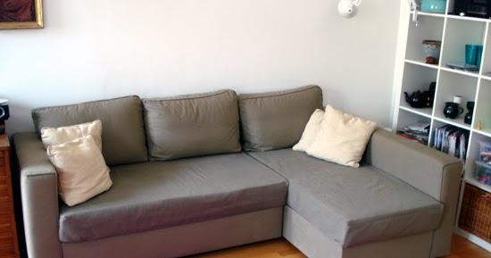 Mobili lavelli copridivano manstad ikea - Foderare il divano ...