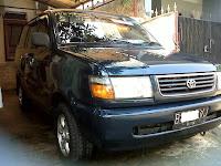 Dijual - Toyota Kijang LGX 1999, iklan baris mobil gratis
