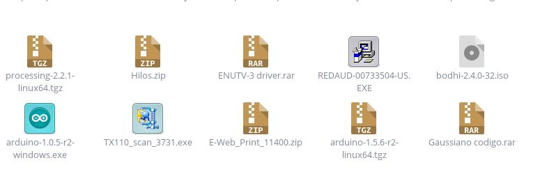 Mostrar icono de aplicaciones de windows en Gnome fedora 20