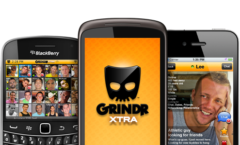 Grind, para iPhone, Android e BlackBerry (Foto: Divulgação)