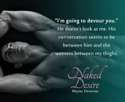 Naked Desire: PART TWO