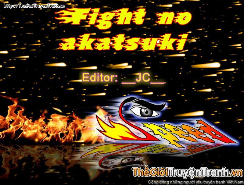 Fight no Akatsuki chap 64 Trang 1