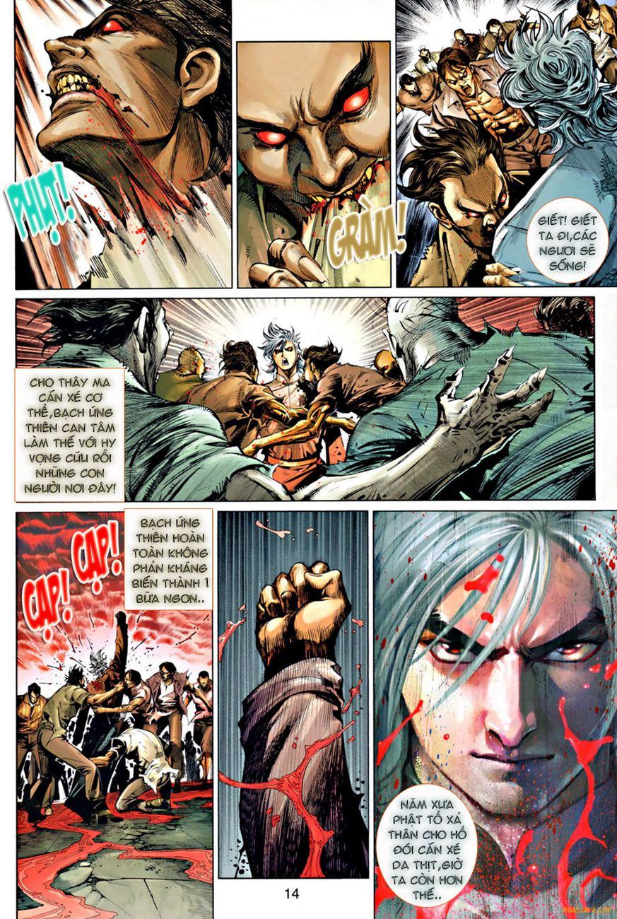 Thần Binh 4 chap 70 - Trang 13