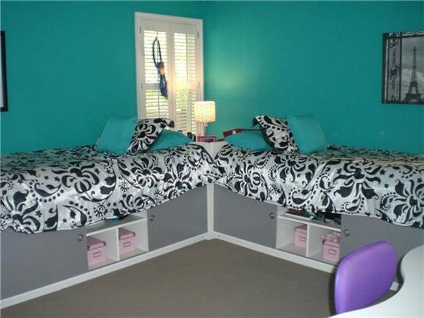 Girl Teen Bedroom Theme Decorating Kids Bedroom Ideas Decor