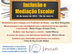 Inclusão e Mediação Escolar 2015