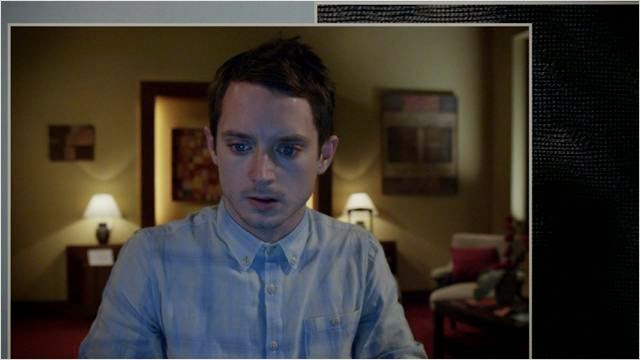 "Elijah Wood en ""Open Windows"""