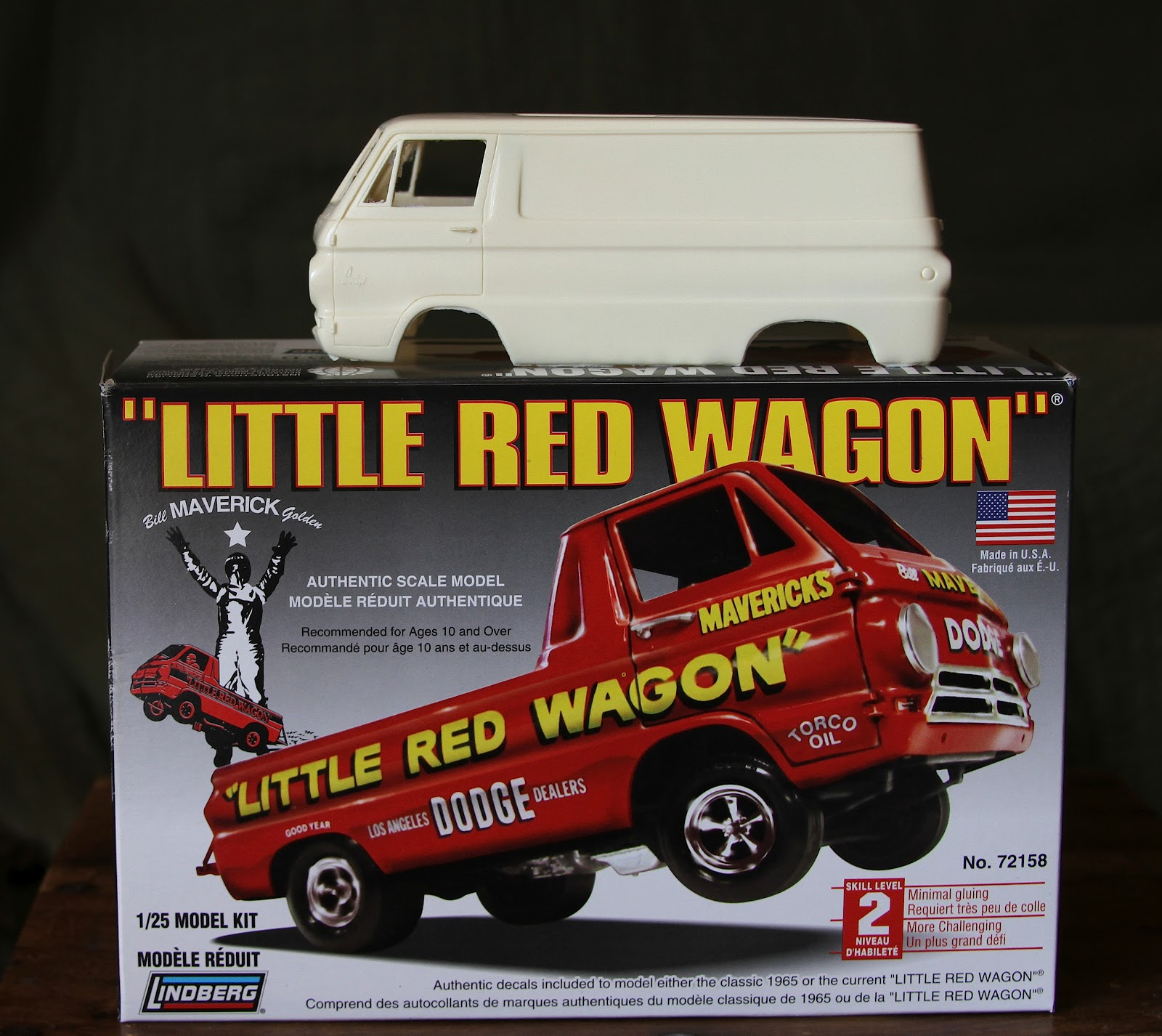 Little Red Wagon Video Cast